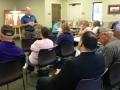 Genealogy program with Mr. Doget
