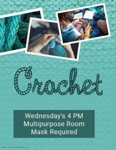 Crochet @ Evangeline Parish Library